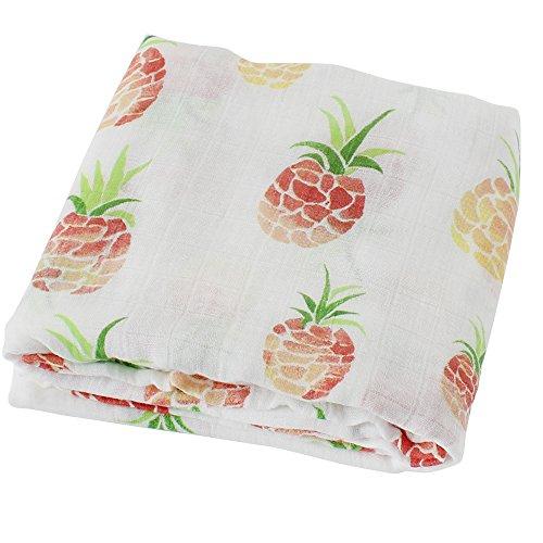 LifeTree Muslin Swaddle Blanket |
