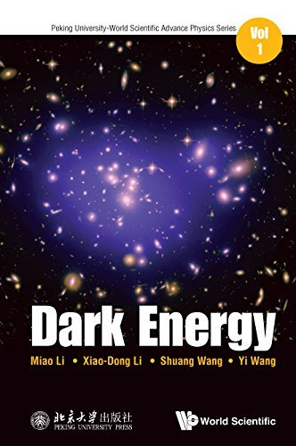(Dark Energy (Peking University- World Scientific Advance Physics Series) by Li Miao Et Al (17-Dec-2014) Hardcover)
