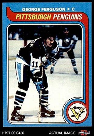 los angeles 989f9 95d65 Amazon.com: 1979 Topps # 139 George Ferguson Pittsburgh ...