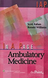 In A Page Ambulatory Medicine (In a Page Series)