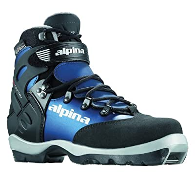 Alpina Womens BC-1550 EVE Back-Country Nordic Cross-Country Ski Boots for NNN-BC bindings