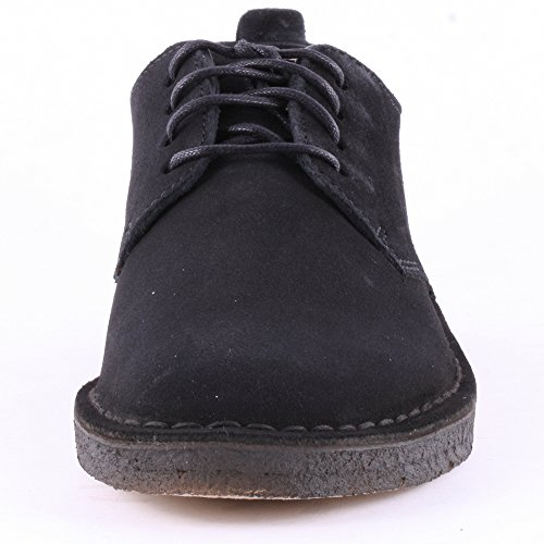 free shipping Manchester cheap sale best prices Clarks Originals Desert London Mens Suede Shoes Black Suede - 7 UK cheap popular outlet ApCNFD