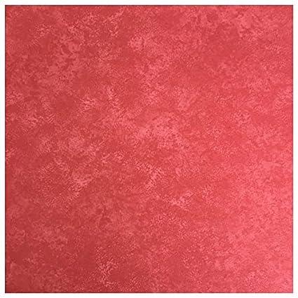 Parati Brancaccio Rotolo Da Parato In Carta Rosso Pompeiano