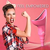Female Urination Device - Foolproof Urinal Allows