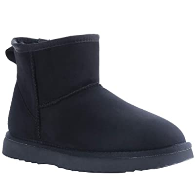 Veilante Chamois Leather Snow Boots-Lady Winter Shoes | Snow Boots