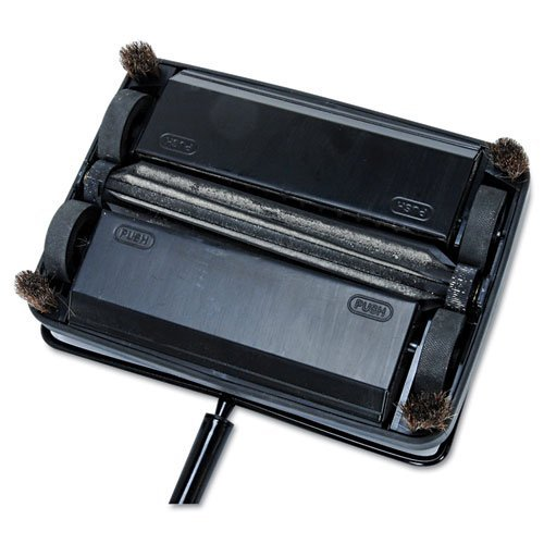Franklin Cleaning Technology FRK 39357 Workhorse Carpet Sweeper, 46'', Black