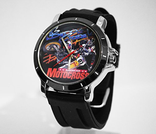Budds Creek American Motocross Track Custom Watch Fit Your Bike by Gift watch