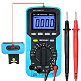 Digital Multimeter Illumination Detector Sound Level Humi.Temp.Tester 5 in 1