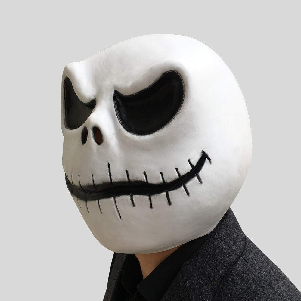 La Pesadilla Antes De Navidad Jack Cosplay Máscaras De Cabeza ...