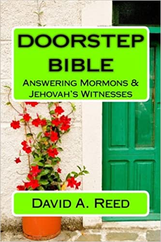 Book Doorstep Bible Answering Mormons & Jehovah's Witnesses