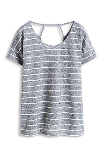 400 Donna Esprit by Blu Black da T Navy Shirt Detail edc 5Zv0xHqwq
