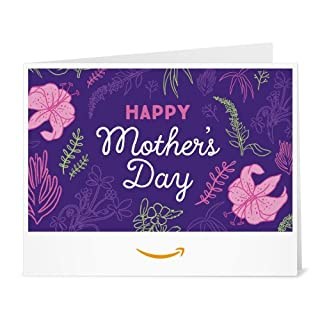 Amazon Gift Card - Print - Floral Mother's Day (B01E80EP26) | Amazon price tracker / tracking, Amazon price history charts, Amazon price watches, Amazon price drop alerts