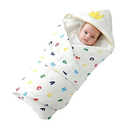 FHYER Sacos de Dormir bebé Saco Infantil,Recién Nacido Manta ...