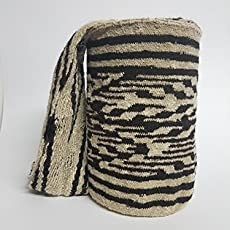 Authentic Indigeneous artisan - Arhuaco handbag - Colombian mochila - Handmade.