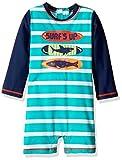 Hatley Baby Boys' Swim Shirt, Surfboards, 18-24 Months