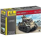 Heller - 79894 - Maquette - Char D'assaut - M4a2 Sherman - Echelle 1/72 - Classique