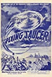 The Flying Saucer Movie Poster (27 x 40 Inches - 69cm x 102cm) (1950) -(Mikel Conrad)(Pat Garrison)(Hantz von Teuffen)(Lester Sharpe)(Russell Hicks)