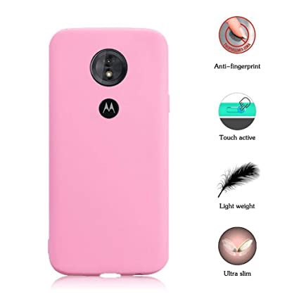 7a485be783d XTCASE Funda Motorola Moto G6 Play, Suave TPU Silicona Carcasa para Motorola  Moto G6 Play