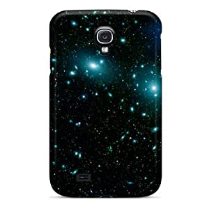 Excellent Design Blue Stars In Space Cases Covers For Galaxy S4