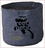 Aurora Root Pot Breathable Fabric 5 Gallon Grow Pots -- Reusable, Biodegradable, and made of 100% Recyclable Material (50)