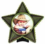 Pinnacle Rustic Star Photo Frame