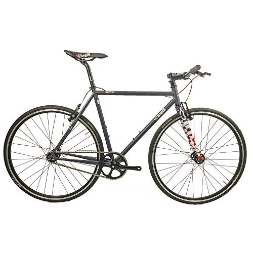Cinelli Tutto Complete Bike, Grey, Large