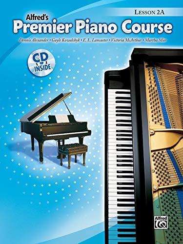 (Premier Piano Course Lesson Book, Bk 2A: Book & CD)