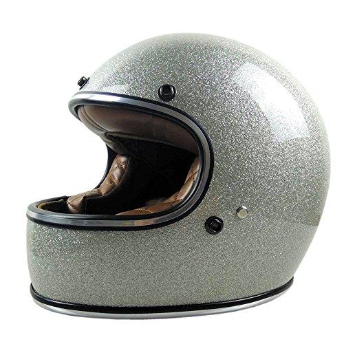 Retro Helmet Full Face - 8