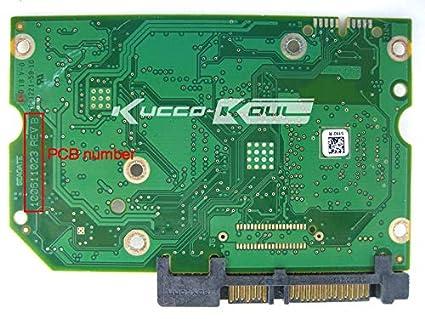 Amazon.com: KIMME ST33000650NS ST33000651AS PCB Placa de ...