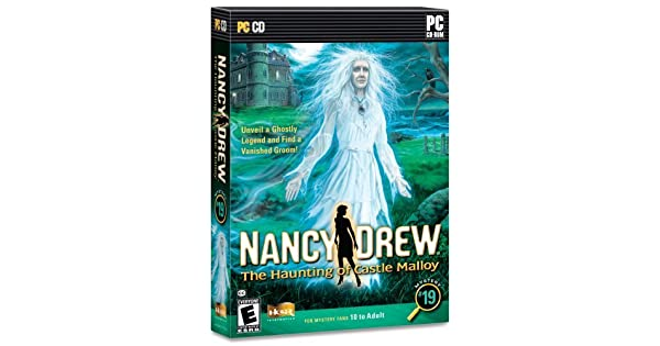 nancy drew the haunting of castle malloy free download full version