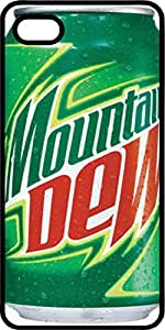 Mountain Dew Soda Can Tinted Rubber Case for Apple iPhone 5 or iPhone 5s
