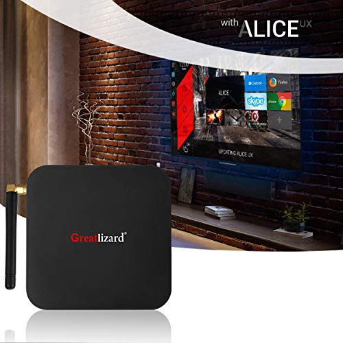Android 9 0 TV Box,Greatlizard TX6 Android Box 4GB DDR3