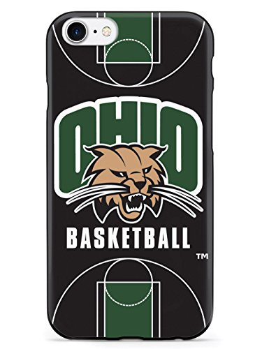 - Inspired Cases Ohio University Bobcats - Basketball Court Case - Apple iPhone 8