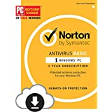 Norton AntiVirus Basic- 1 PC [Download Code]