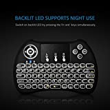 Best J-Deal Backlit Keyboards - [Backlit] J-Deal H9 Wireless Backlight Handheld Remote Control Review
