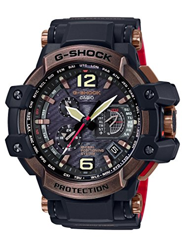 CASIO G-SHOCK ROSE GOLD GRAVITYMASTER GPW-1000RG-1A Mens