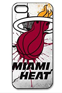 Iphone5/5s cover miami heat personalized case