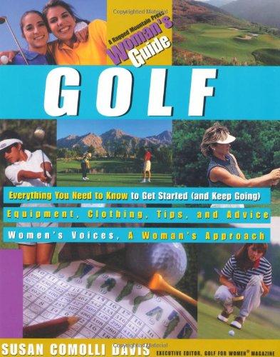 Download Golf: A Woman's Guide PDF