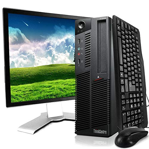 Lenovo ThinkCentre M90 Customizable PC Build, 3.2 GHz Core i