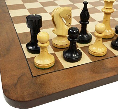 17 Inch Chess Set (3 1/2