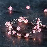 Flower - Wire Light, Set of 3