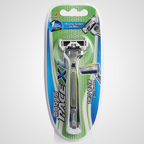 DORCO Pace XL Pace 6 Blade System 1 Razor