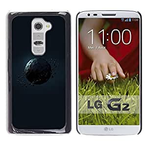 Be Good Phone Accessory // Dura Cáscara cubierta Protectora Caso Carcasa Funda de Protección para LG G2 D800 D802 D802TA D803 VS980 LS980 // Polygon Planet