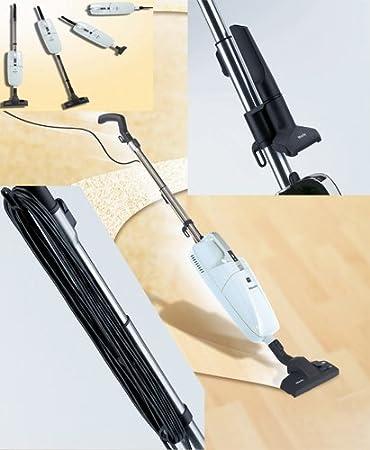 Miele S 168 Parkett HEPA Bolsa para el polvo Gris 2,5 L 1500 W - Aspiradora escoba (Bolsa para el polvo, Gris, 2,5 L, HEPA, Filtrado, 1500 W): Amazon.es: Hogar