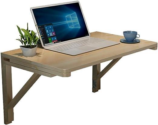 mesa plegable Ajustable Escritorio de la computadora montado en la ...