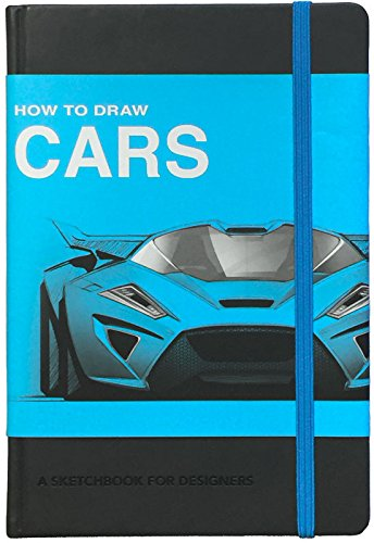 how to draw classic cars - 7
