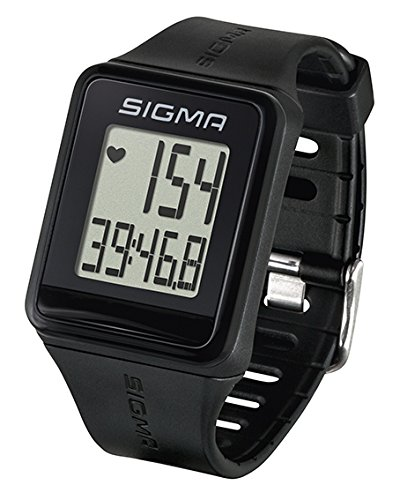 Sigma Sport 24500 iD.GO Heart Rate Monitor, Black