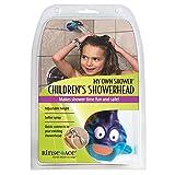 kids adjustable shower head - GINSEY INDUSTRIES 4210 My Own Child Shower Head