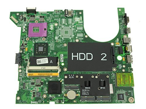 Dell System (M824G - Dell Studio 17 (1737) Motherboard System Board with Intel Video -)