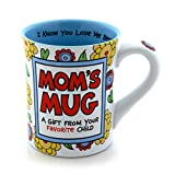 Best Mom  Gifts - Our Name is Mud 4026928 Onimd Mug I Review